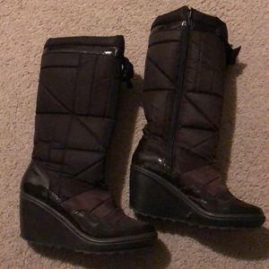 Shoes - Cougar Chocolate Brown Water-resistant Winter Boot